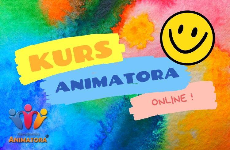 Kurs Animatora Online